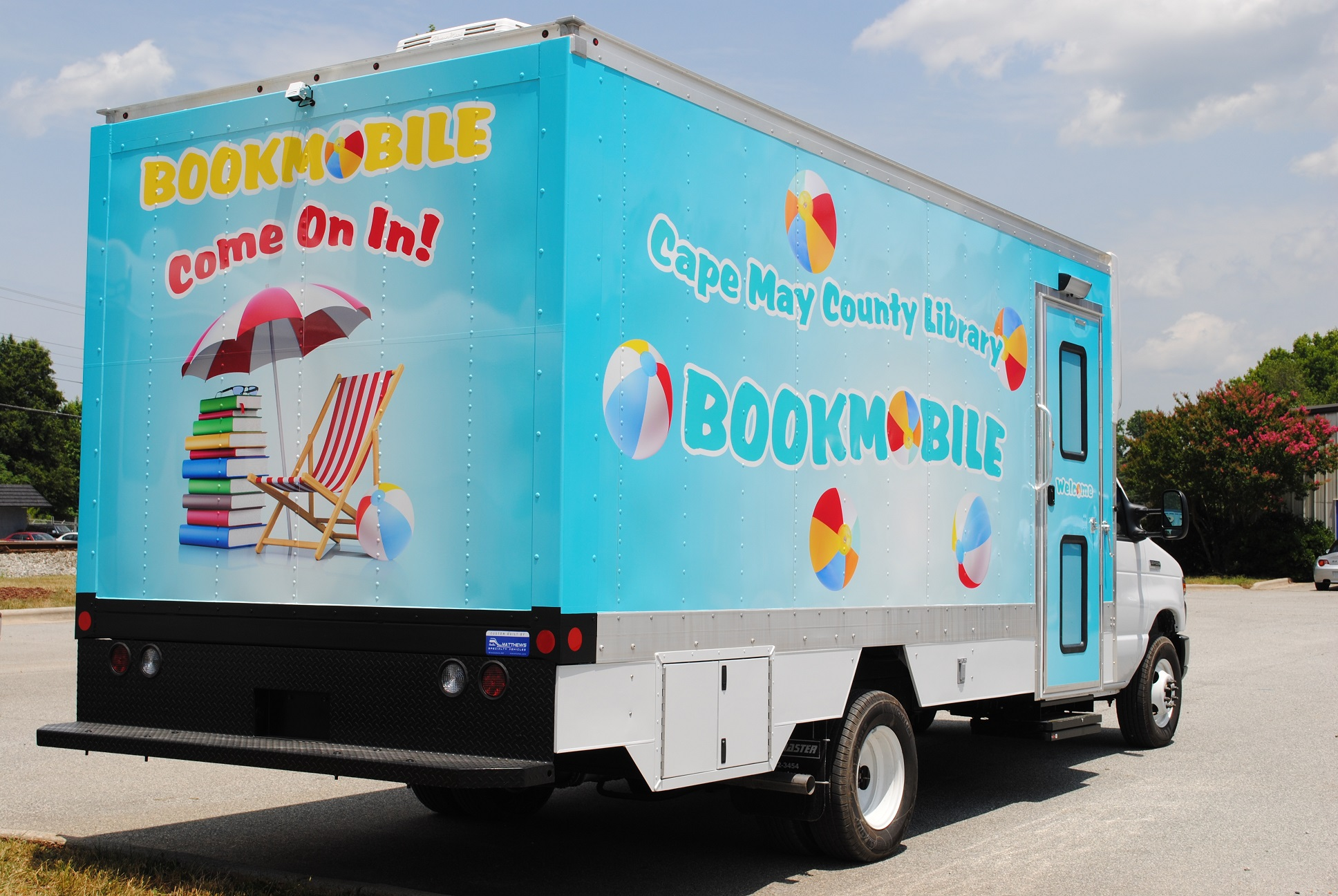 Image of Bookmobile